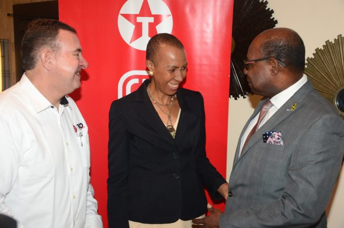 Texaco Jamaica endorses Global Resilience Centre