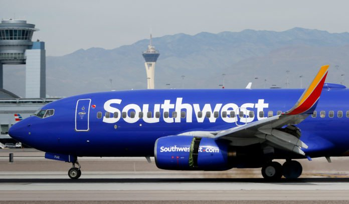 Southwest Airlines starting service Oakland- Honolulu today without passengers
