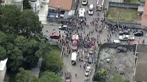 10 people killed, dozens wounded in school shooting in Sao Paulo, Brazil