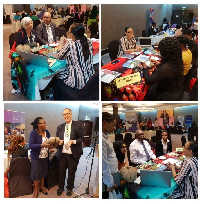 Seychelles represented at Spotlight Africa workshop, Lusaka