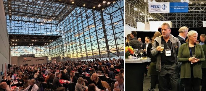Speed Dating Tourism Style @ Javits