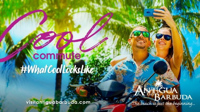Antigua and Barbuda launches new global summer campaign: #WhatCoolLooksLike