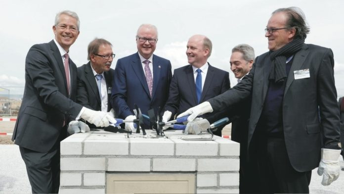 Frankfurt Airport lays cornerstone for future Terminal 3