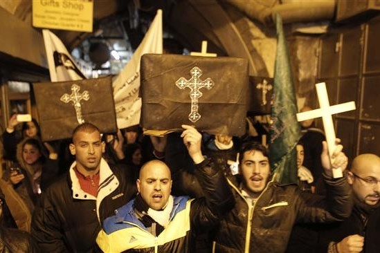 No Easter Travel  for Palestinian Christians in Gaza