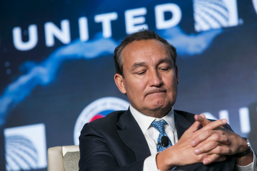 United Airlines CEO: We rebook Boeing 737 MAX passengers complimentary