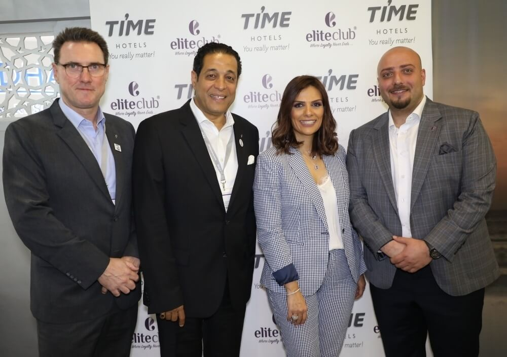 TIME Hotels joins an elite club