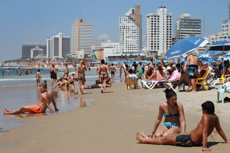 Israel Hotels Association: Tourist stays up 9% in Q1 2019