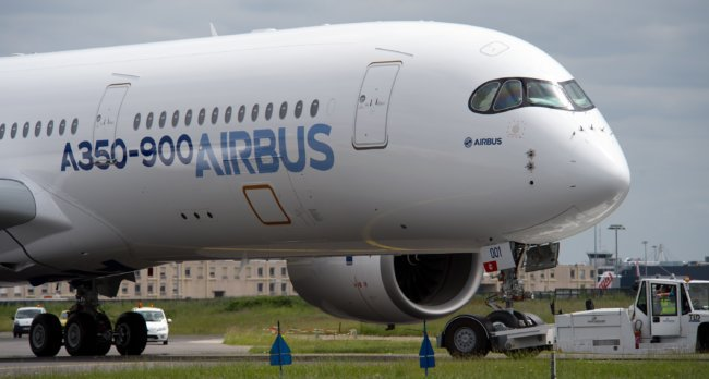 Germany becomes first government customer for Airbus ACJ350