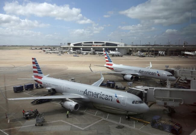 Dallas Fort Worth Airport and American Airlines announce plans for new terminal F