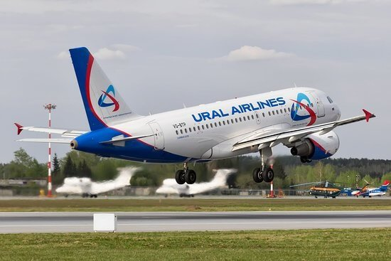 Russia's Ural Airlines adds new French routes from Moscow Domodedovo Airport