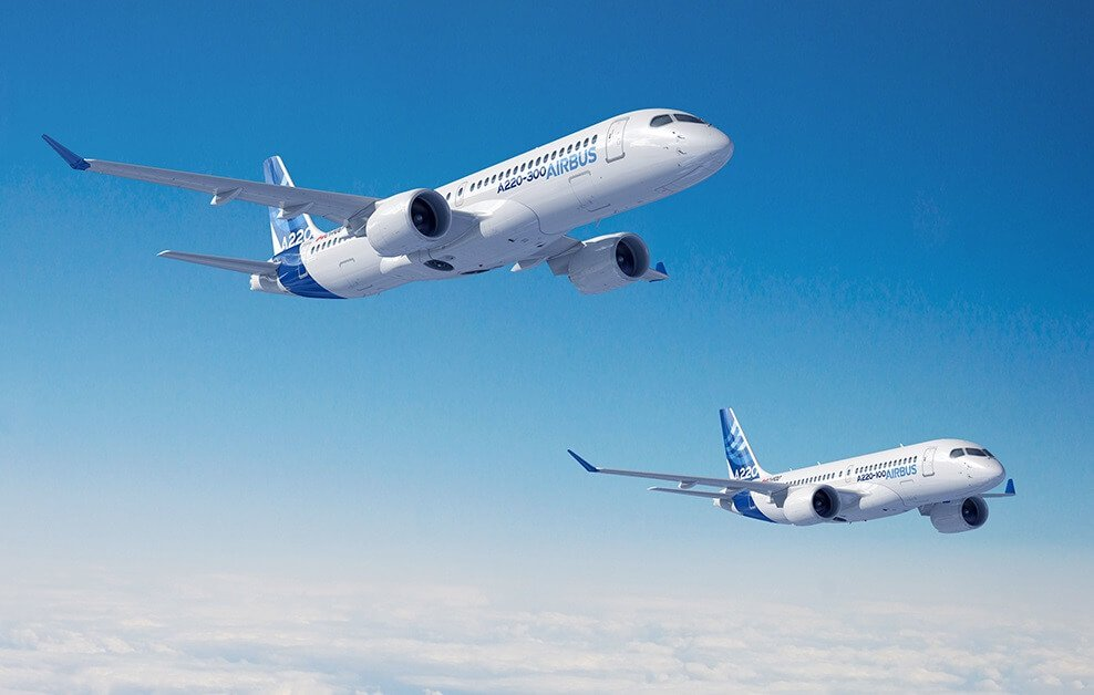 Airbus announces major performance improvement to its latest A220 Family aircraft