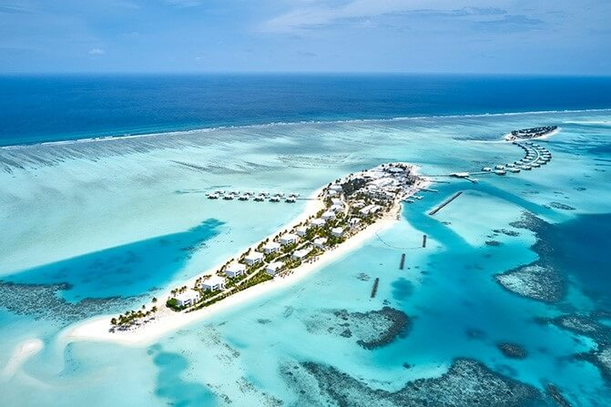 RIU Hotels & Resorts opens two new hotels in the Maldives