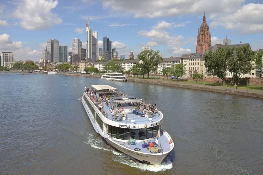 Frankfurt's diverse tourism portfolio beckons Gulf visitors ahead of summer season