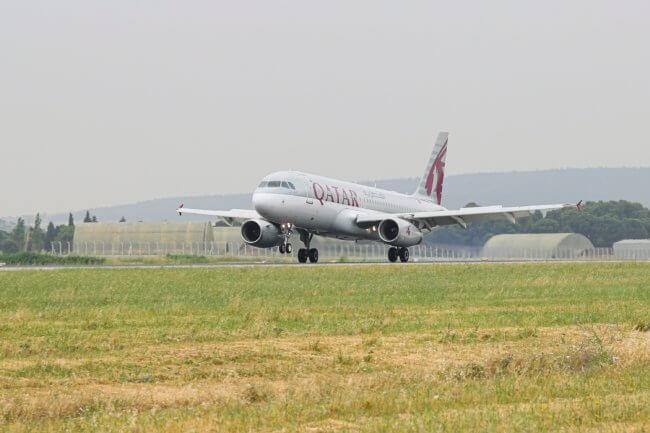 Qatar Airways' Doha-Izmir flight marks the addition of airline's seventh Turkish gateway