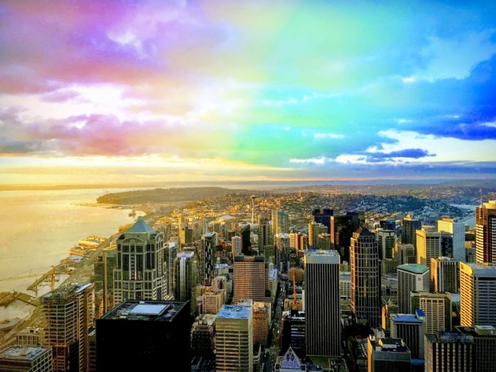 Sky View Observatory celebrates Seattle Pride through art, community and acceptance