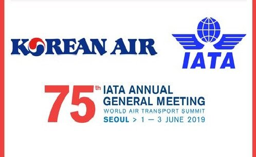 Aviation leaders assemble in Seoul for IATA's 75th Annual General Meeting