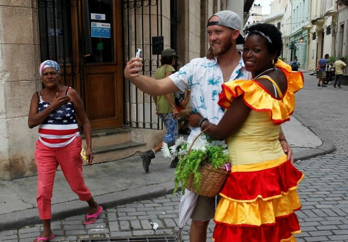 "US tourism to Cuba doubles after Trump's ""full and complete embargo"" threats"