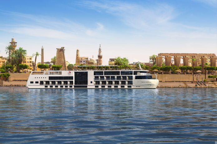 Viking announced expansion of its Egypt program with new cruise ship