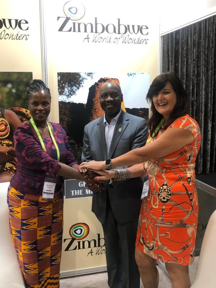 Zimbabwe Tourism invites African Tourism Board leaders to a fact-finding mission