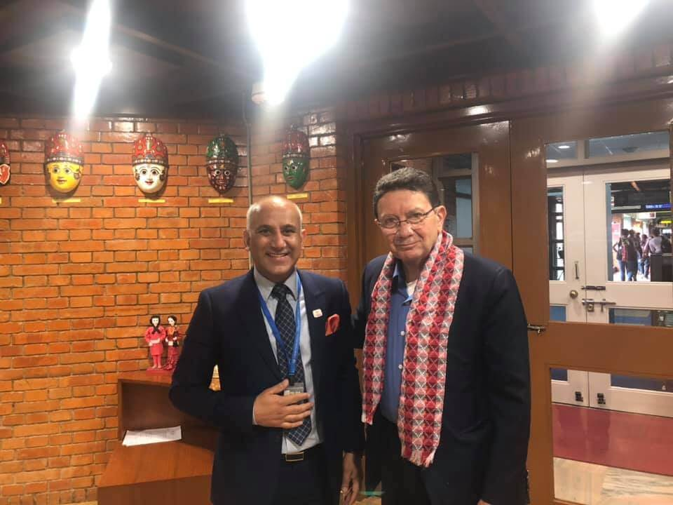 Global Tourism Resilience and Crisis Management Leaders are in Nepal