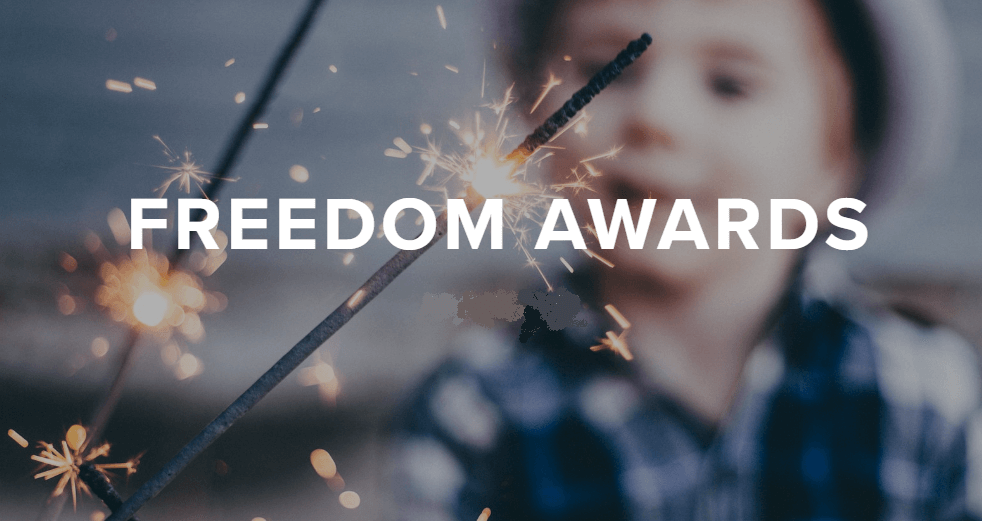 ECPAT-USA honors leaders in fight to end trafficking at 2019 Freedom Awards