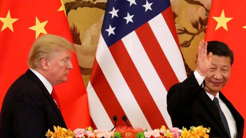 U.S. Travel concerned over tensions with China