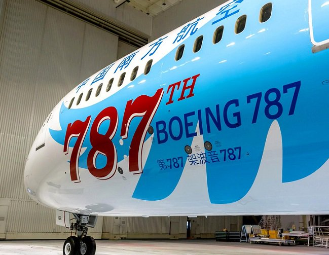 Dreamliner B787 next to be grounded after Boeing 737 MAX?
