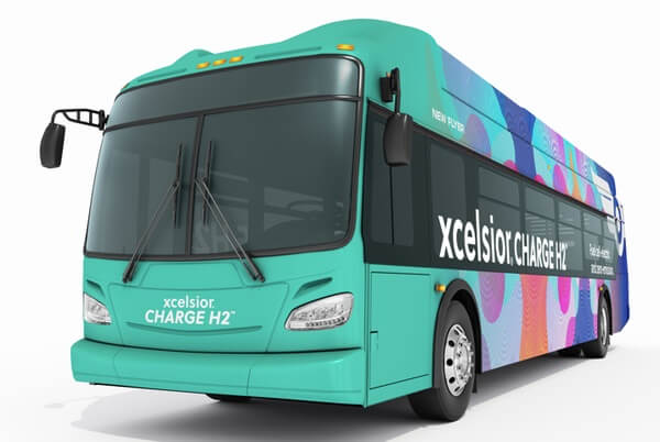 Baltimore/Washington International Airport orders 20 new shuttle buses