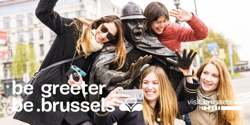 Participative tourism: International Greeters Association created in Brussels