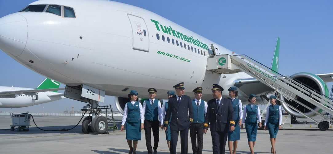 Turkmenistan Airlines 'committed' to achieve compliance with international air safety standards