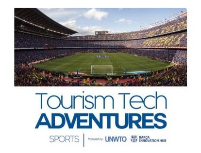 UNWTO and Barça Innovation Hub launch global Sports Tourism Start-up Competition