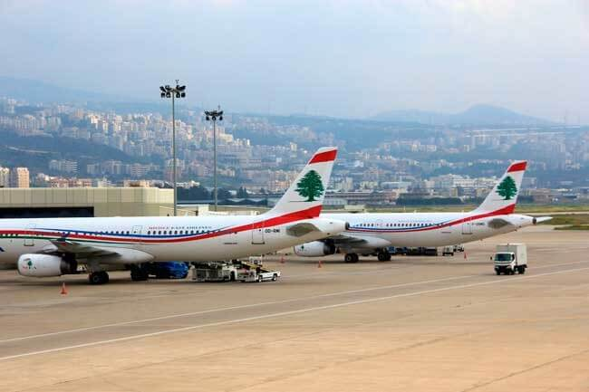 Travelers excited about faster transit at Beirut–Rafic Hariri International Airport