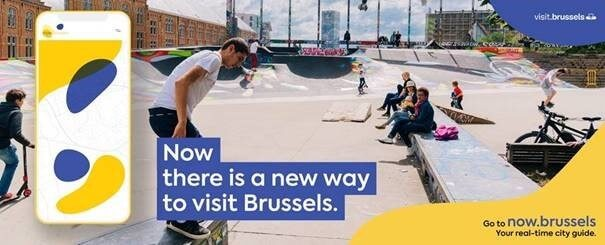 Brussels unveils first free real-time guide for exploring the city, with people who live there