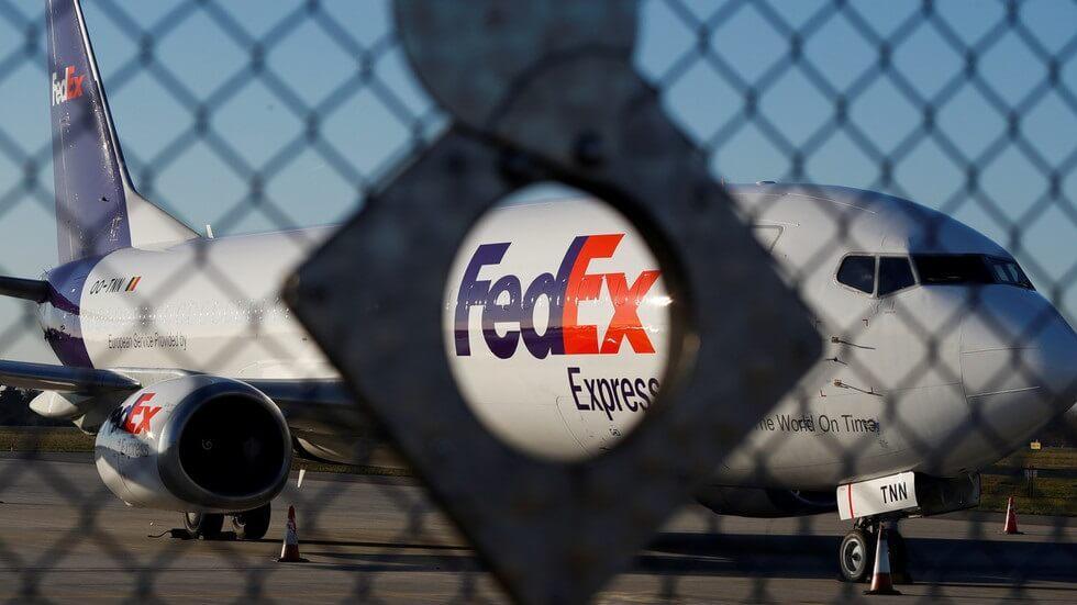 'Unreliable entity': China may blacklist FedEx amid Huawei row