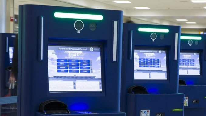 Keflavik International Airport launches first Schengen area kiosk-based border control solution