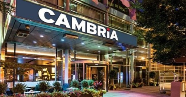 Cambria Hotel Milwaukee Downtown announces official August opening