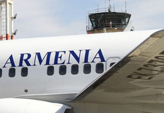 Armenia offers to facilitate flights between Russia and Georgia after Putin bans direct air travel
