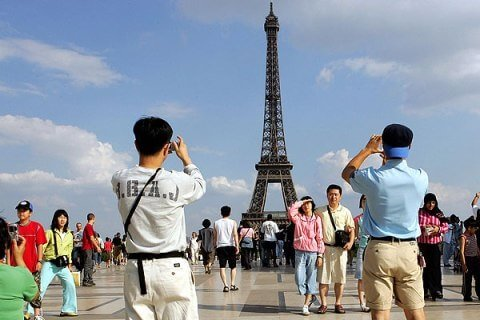 European countries will welcome more Chinese tourists in 2019 and beyond