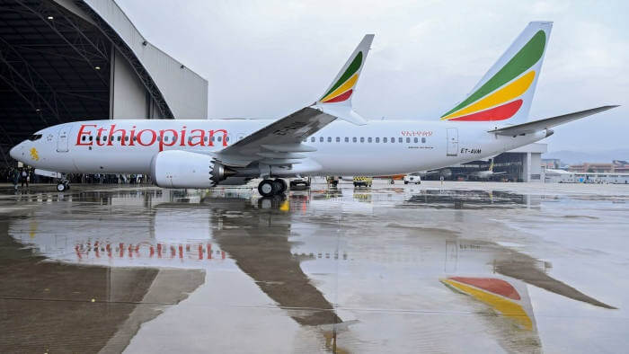 Ethiopian Airlines signs $500M partnership agreement with Collins Aerospace