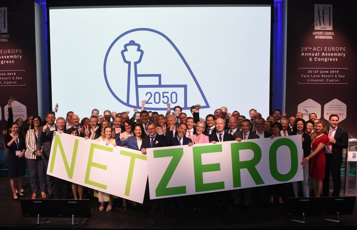 Moscow Domodedovo Airport first in Russia to join NetZero2050 commitment