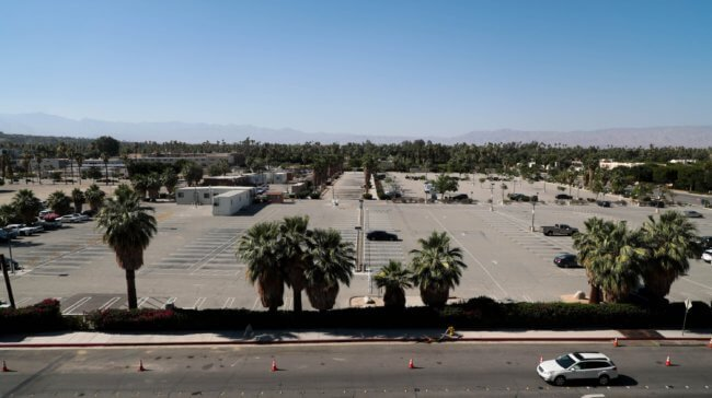 Palm Springs, California to get new entertainment arena