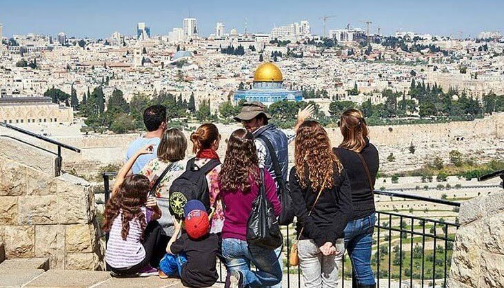 Israeli tourism up 11.1% with 440,000 tourist entries in May