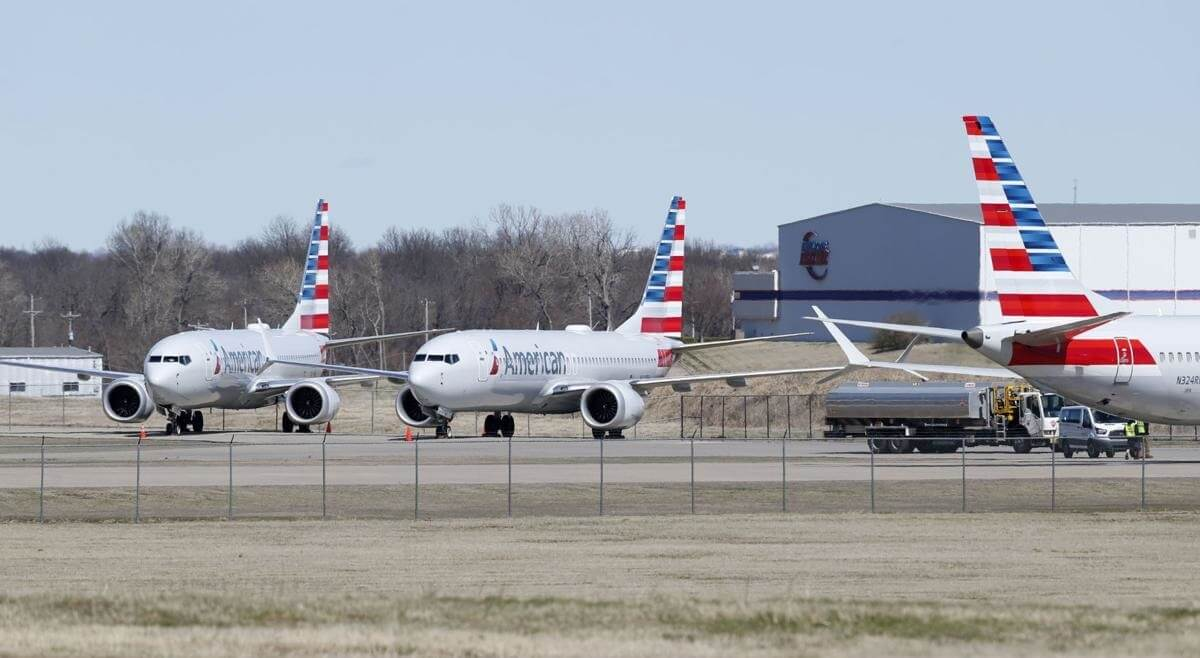 American Airlines: Company's 737 Max fleet will remain grounded till September 3