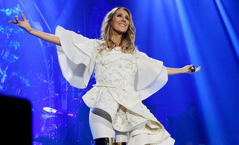 Celine Dion concludes her Las Vegas residency at The Colosseum At Caesars Palace