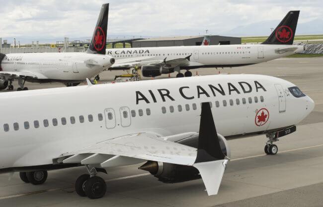 Air Canada tips for summer travel season