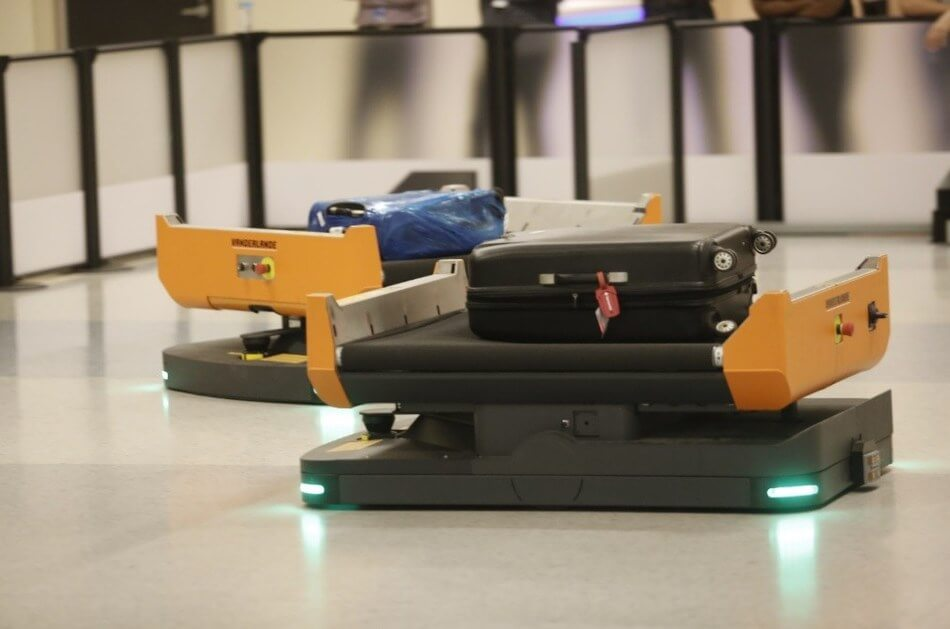 DFW International Airport: Innovative baggage handling technology