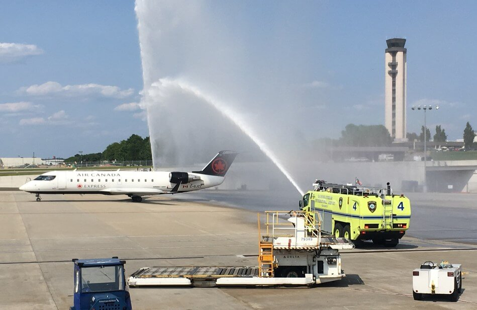 Air Canada: Daily Montreal-Raleigh flights inaugurated