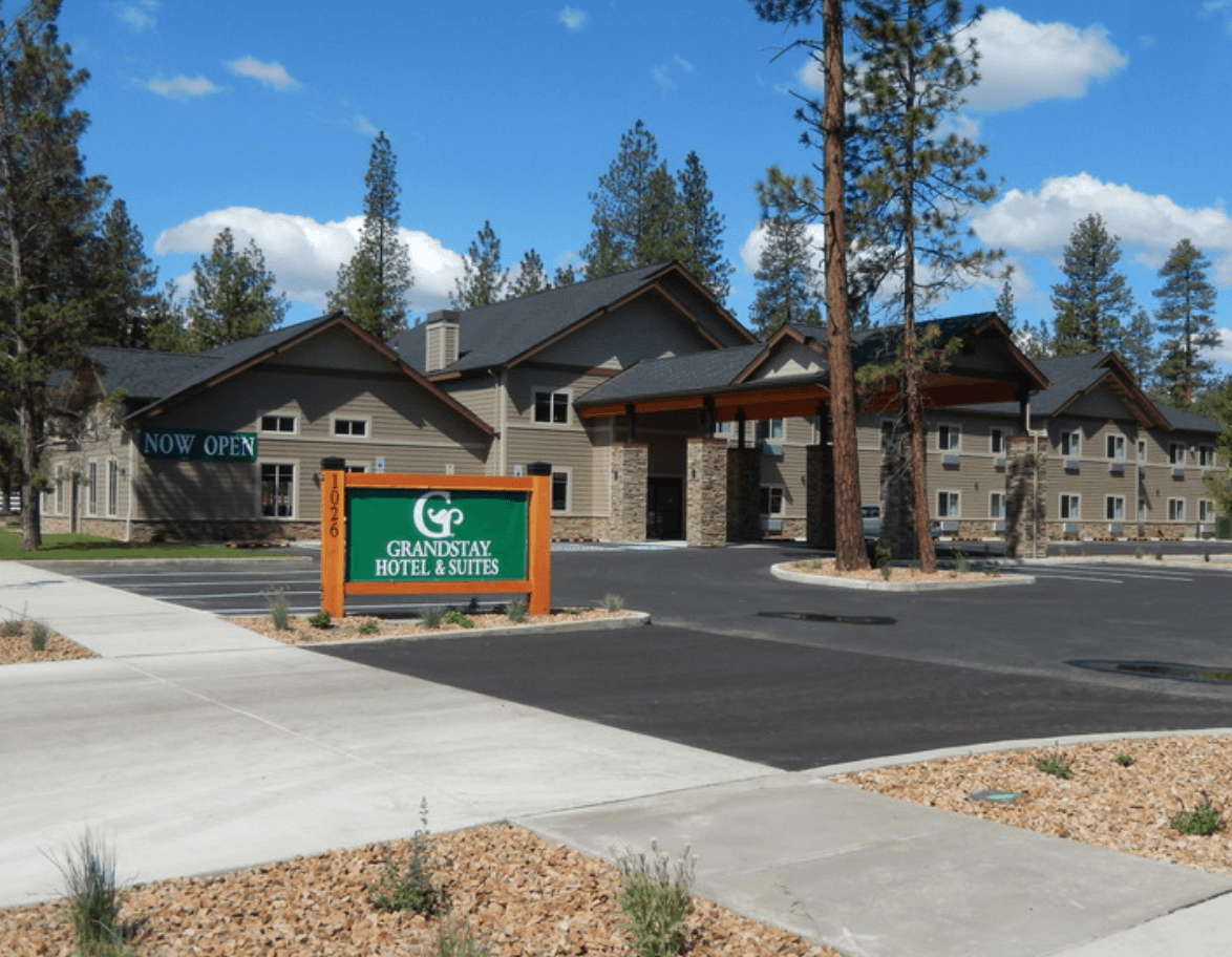First GrandStay Hotel opened in Oregon