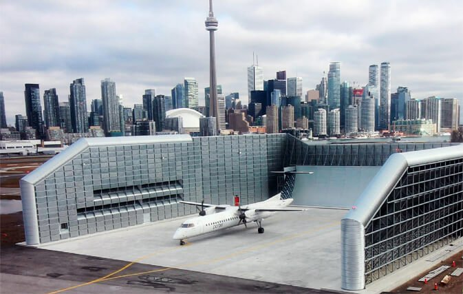 Billy Bishop Toronto City Airport: Busiest spring on record