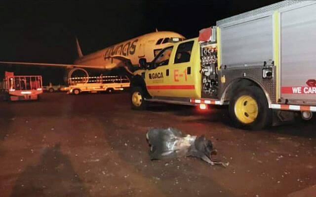 Fatal drone terror attack at Abha Airport on Sunday